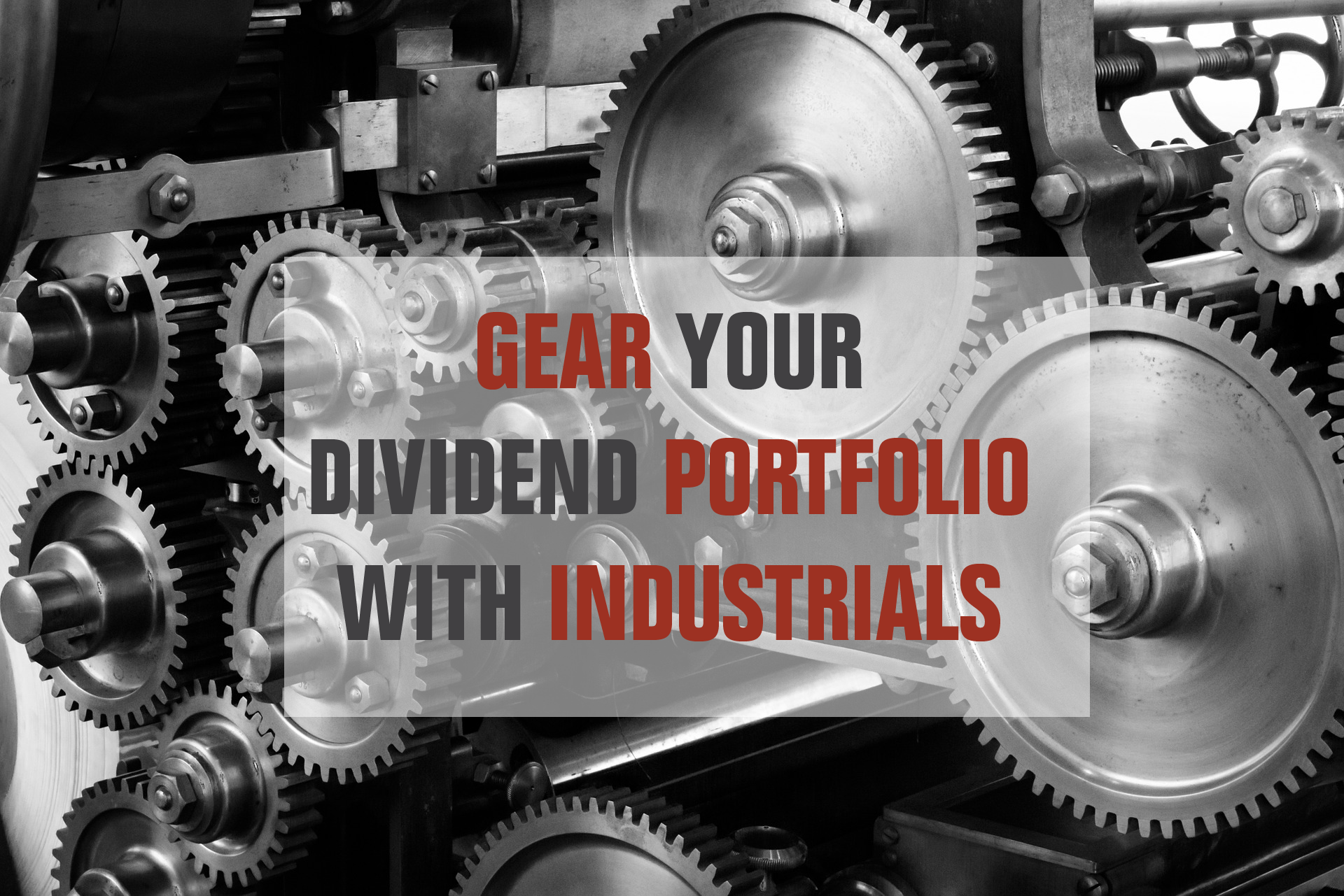 industrial dividend stocks list