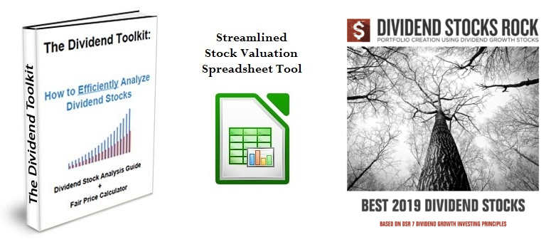 dividend toolkit and best 2019 stocks